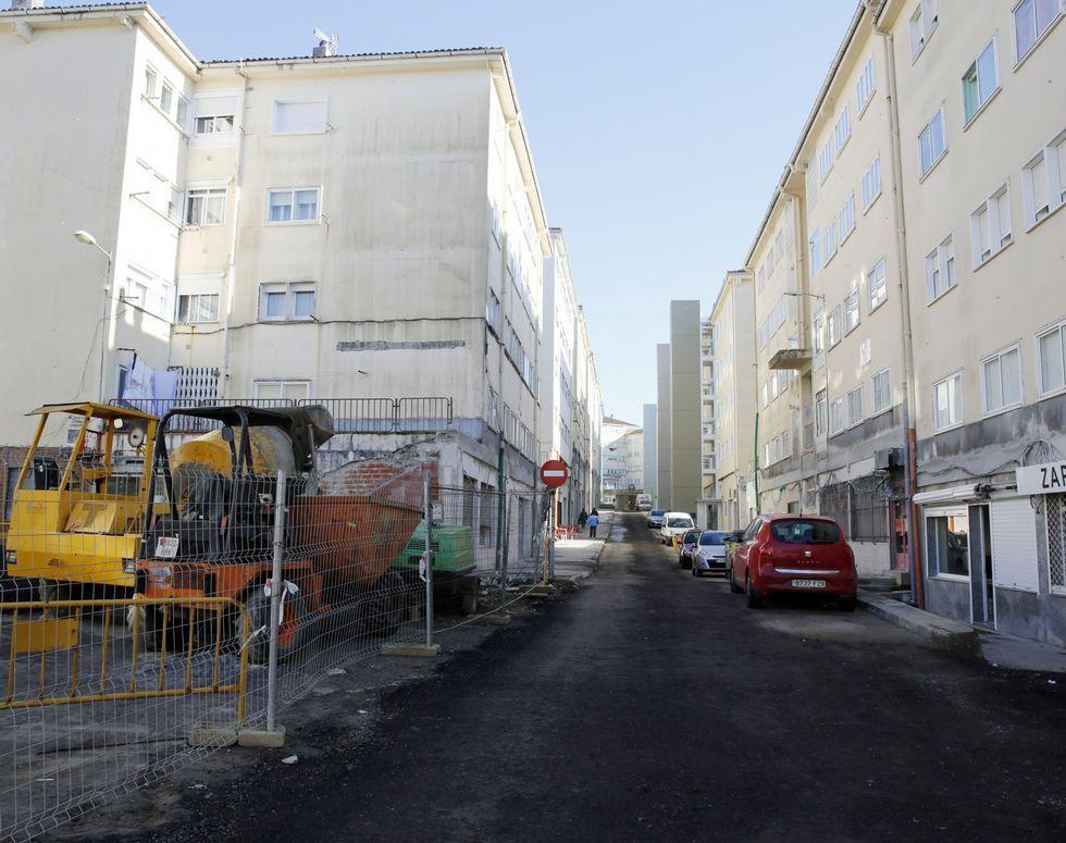 La retirada de las terrazas afecta a tres calles en su primera fase.