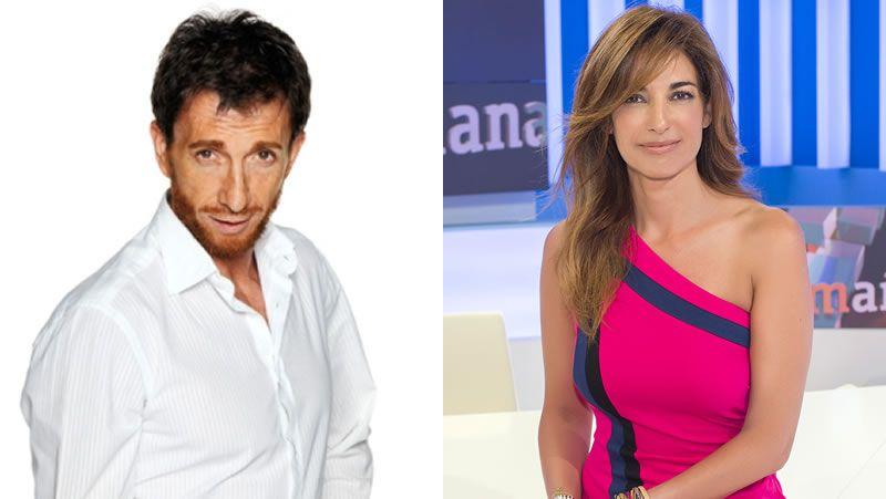 Mariló Montero y Pablo Motos.Mariló Montero, en el plató de «La mañana de la 1».