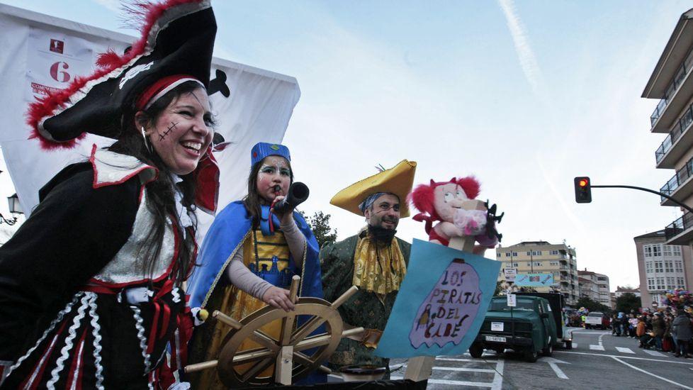 Carnaval en Monforte