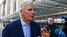 Barnier participó este viernes en la reunión de los embajadores de los Estados miembros