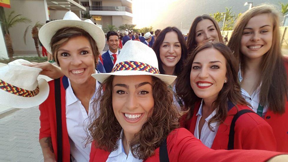 Bebeto: «As olimpiadas son unha oportunidade única para o Brasil».La nadadora Mireia Belmonte