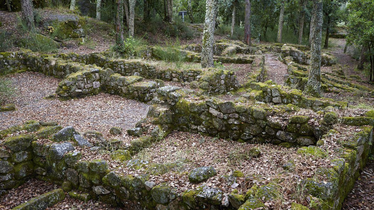 El yacimiento arqueológico de Santomé