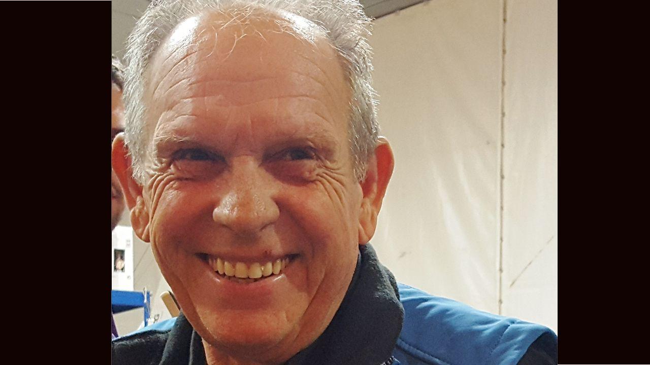 Avelino Fernández, conocido como «Rile» o «El Rilu».