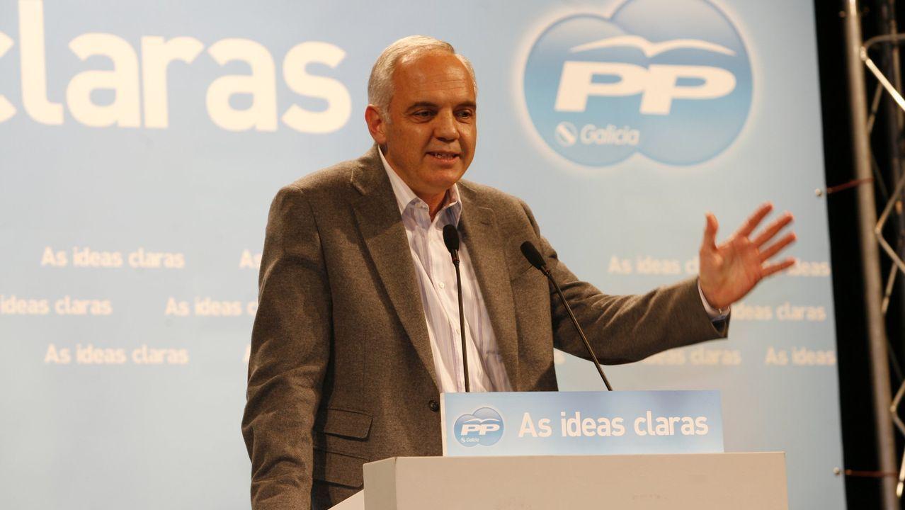 El exalcalde de Lugo, del PP, Joaquín García Díaz será el portavoz de Pesca en la comisión de Agricultura