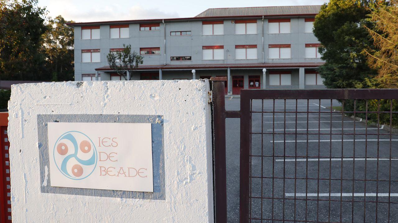 La residencia de O Incio está confinada desde el 18 de agosto, cuando se confirmó el primer positivo