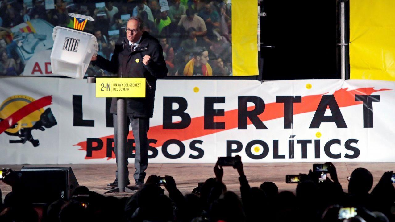 En directo desde el Congreso de los Diputados: 40 aniversario de la Constitución.El portavoz del PDeCAT en el Congreso, Carles Campuzano
