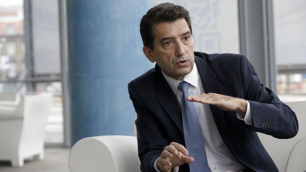 Rafael Doménech, economista jefe de Economías Desarrolladas del BBVA Research en una imagen de archivo