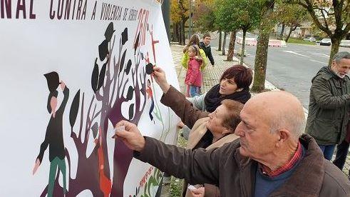 Ourense contra la violencia machista