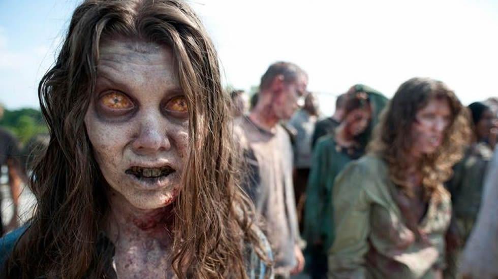 «The Walking Dead», así arranca la primera temporada.Son muchas las series que continúan con sus temporadas este verano