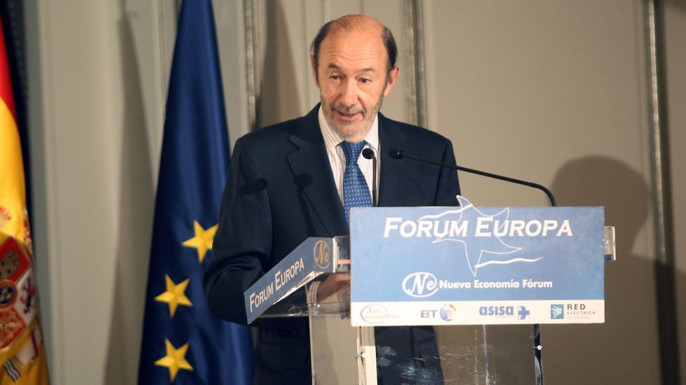 Cesar Luena, durante la presentación de la campaña del PSOE.