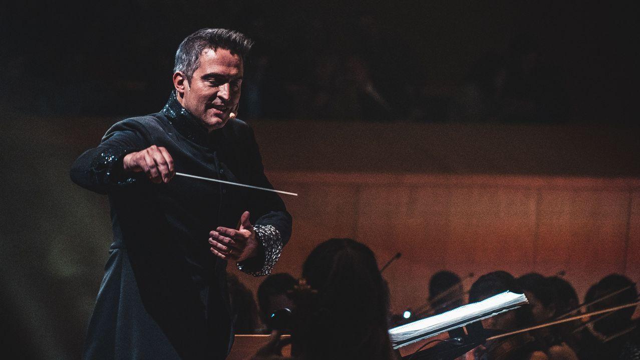 Constantino Martínez-Orts, director de la Film Symphony Orchestra