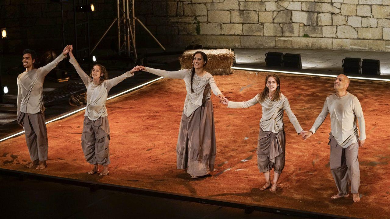 Leira  en el Auditorio do Castelo