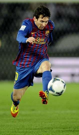 Imágenes de la vigésimo séptima jornada de Primera División.Messi opta a su tercer galardón. <span lang= es-es >efe</span>