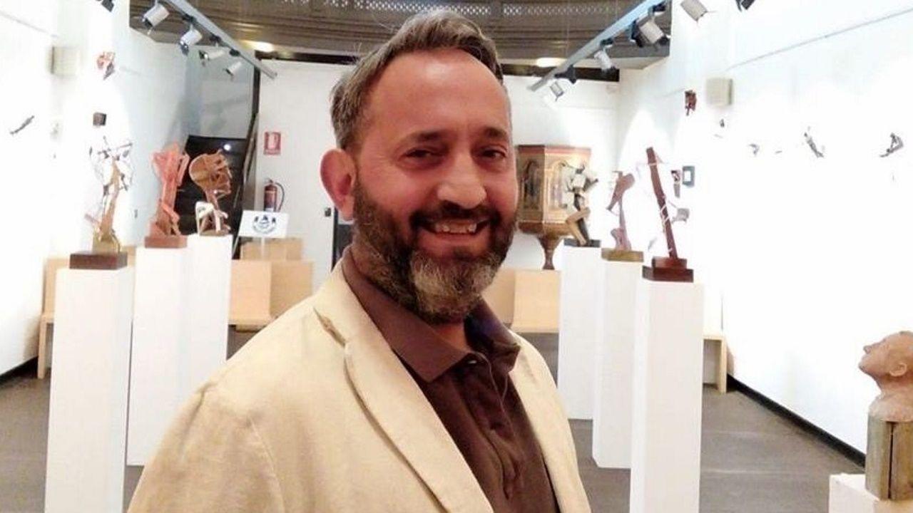 El efecto Instagram en la hostelería de Lugo.Santiago Saiz, fogógrafo e ilustrador, autor del libro  Aprendí de lo que había olvidado