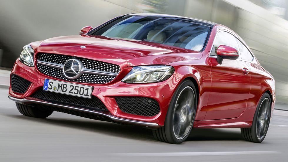 Volkswagen y Mercedes calientan motores para la semana del automóvil