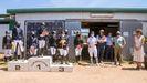 Estos fueron los participantes enel Concurso Territorial de Doma Clásica
