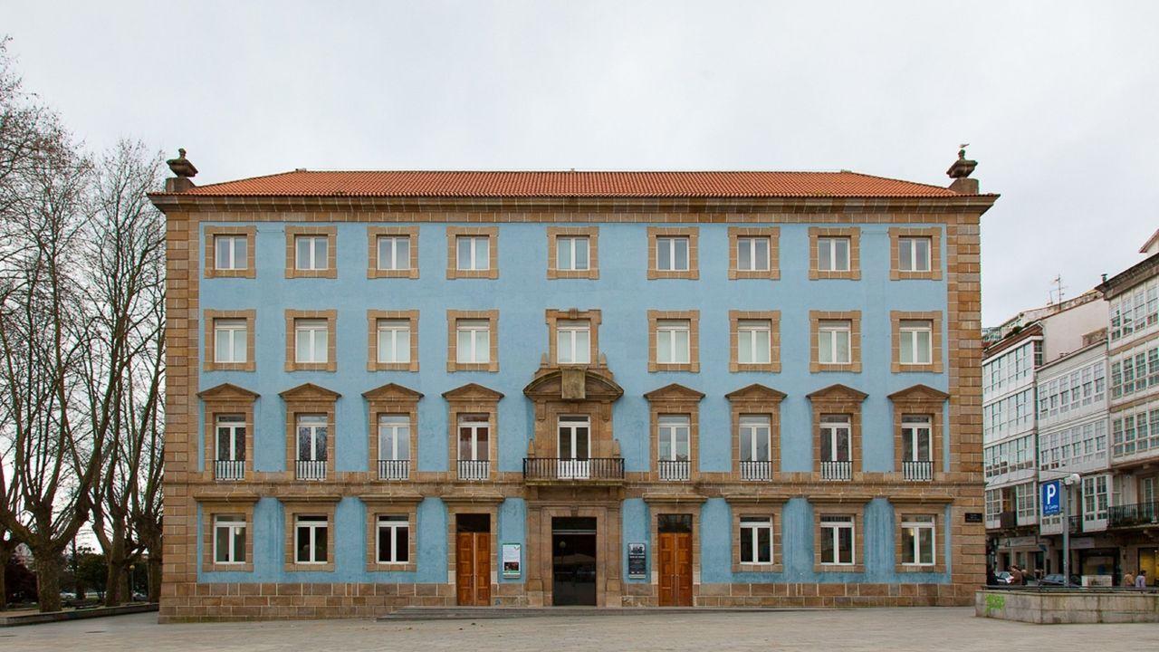 Visitamos la sede de la Fundación Lar en Vilagarcía.Celebración del 20 aniversario del inicio de actividad en Sogama, en Cerceda