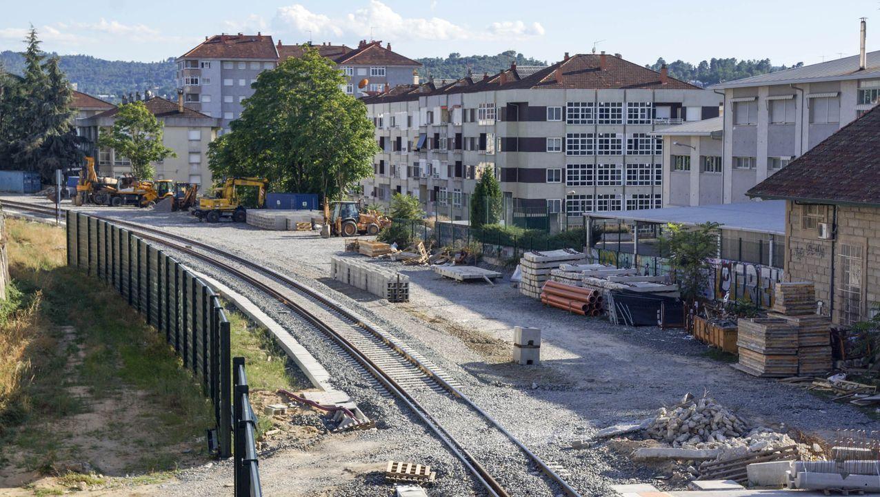 EUROPA PRESS.En el tramo Taboadela-Ourense, donde se habilitó un tercer hilo para el AVE, también se ejecutarán expropiaciones.