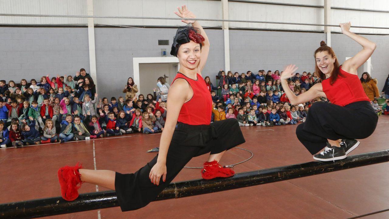 La compañía Traspediante imparte un taller de danza en familia en el MIHL