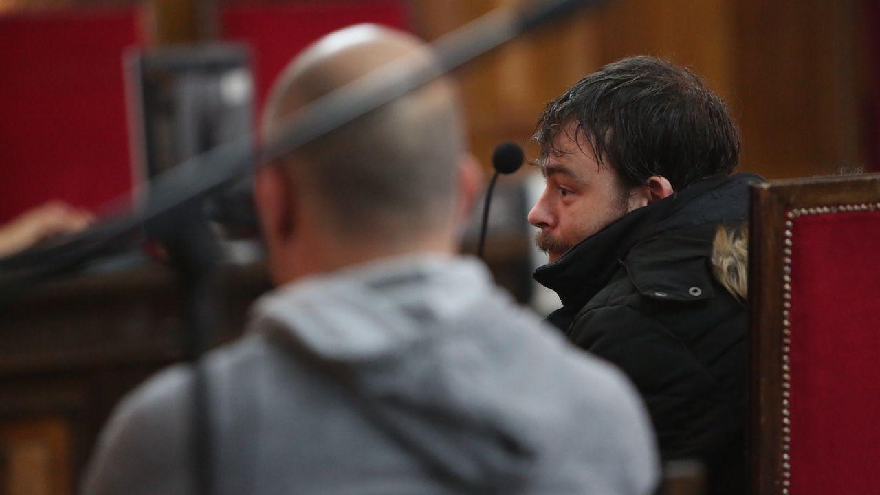 Francisco Nicolás tiene abiertas varias causas judiciales, tras su episodio en Ribadeo.
