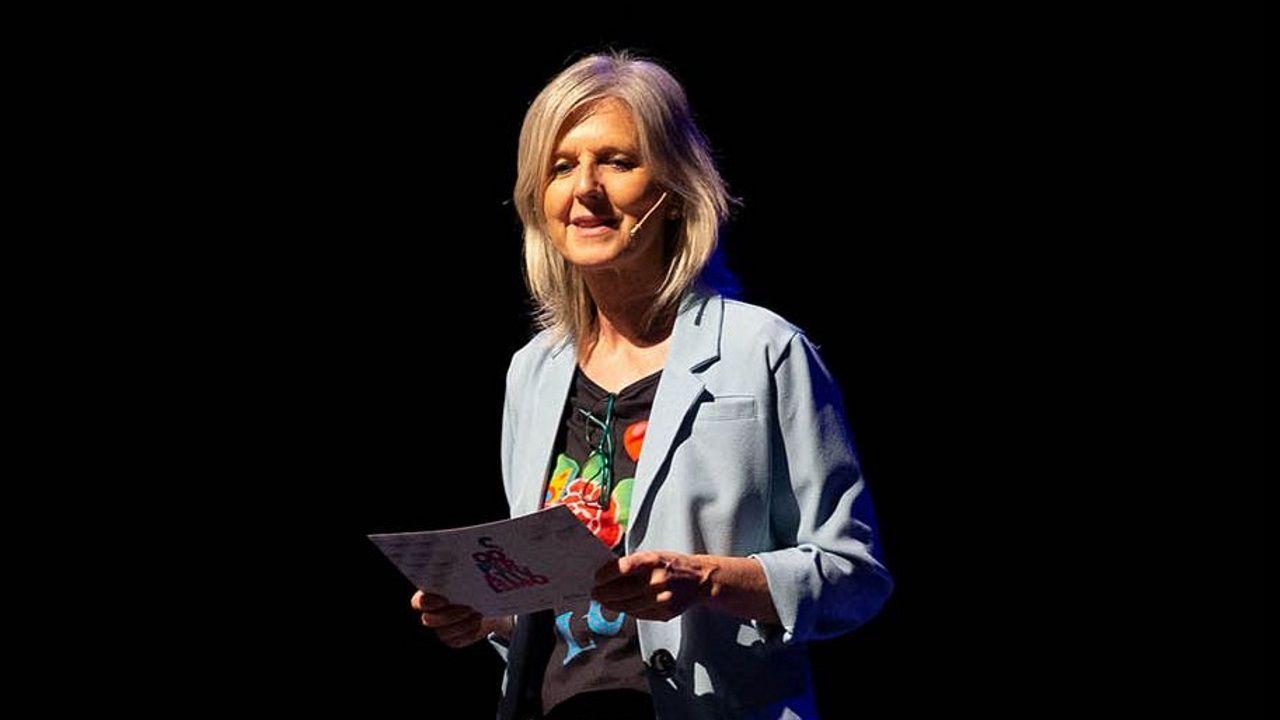 Toca participó en la entrega virtual de premios de «Cooperativismo na escola» desde el Salón Teatro de Santiago