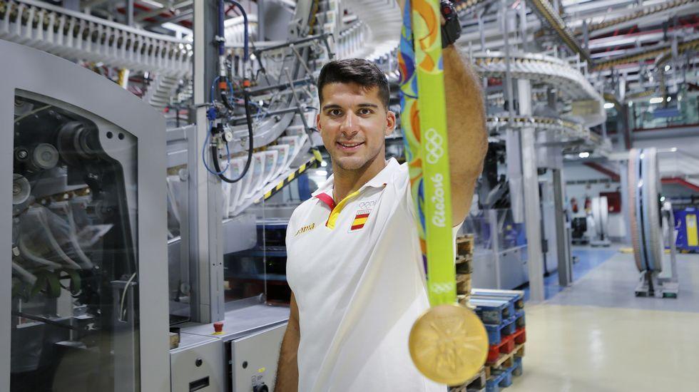 «Me sabe tan bien esta medalla que quiero ir a por otra»