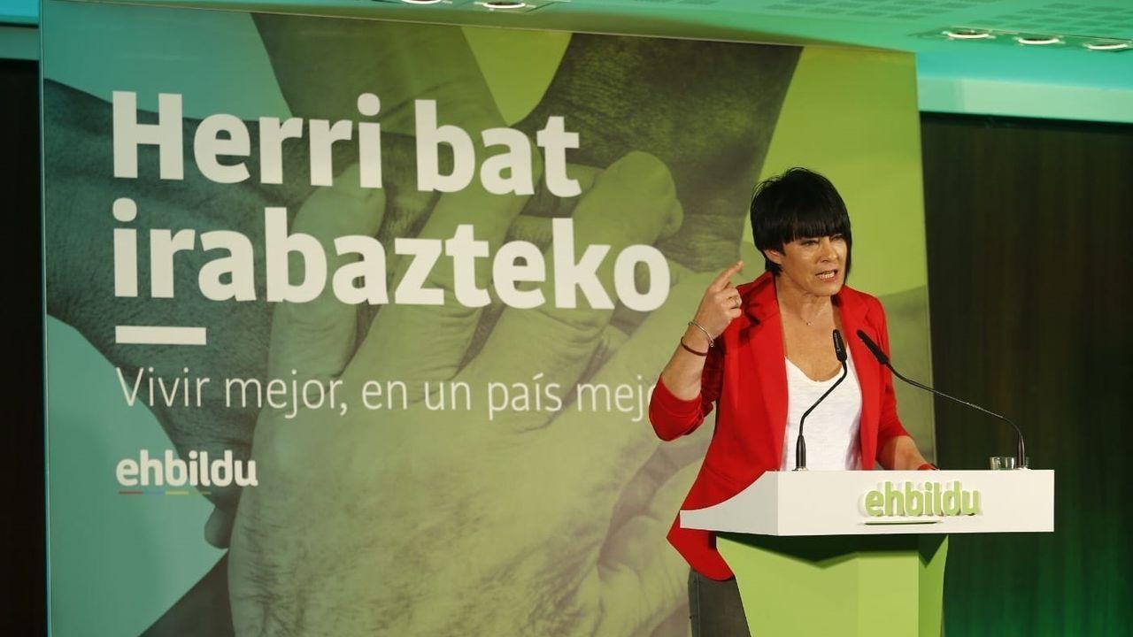 Maddalen Iriarte, candidata de EH Bildu por Guipúzcoa