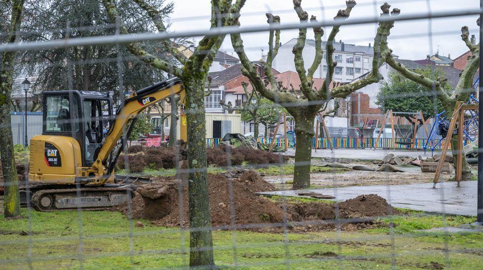 Obras de ampliación del parque de la Compañía, presupuestadas en cerca de 169.000 euros