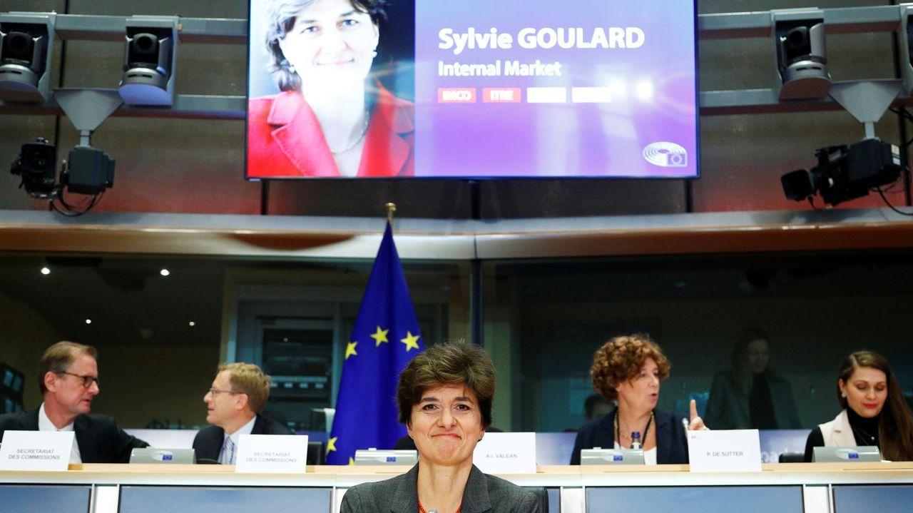 exportar.Sylvie Goulard fue rechazada, después de que sus explicaciones sobre qué haría si fuese imputada en una investigación que tiene abierta en Francia no convencieran a los eurodiputados
