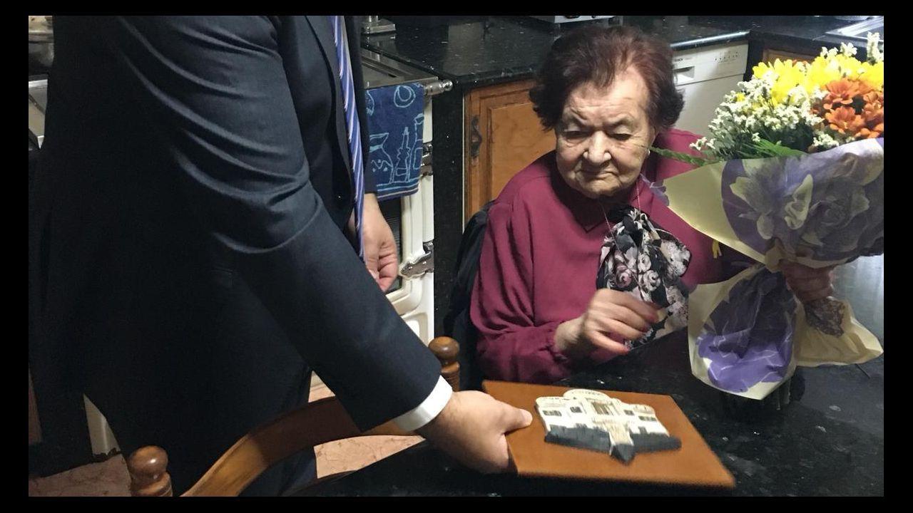Ana Ermida, próxima alcaldesa de Barreiros