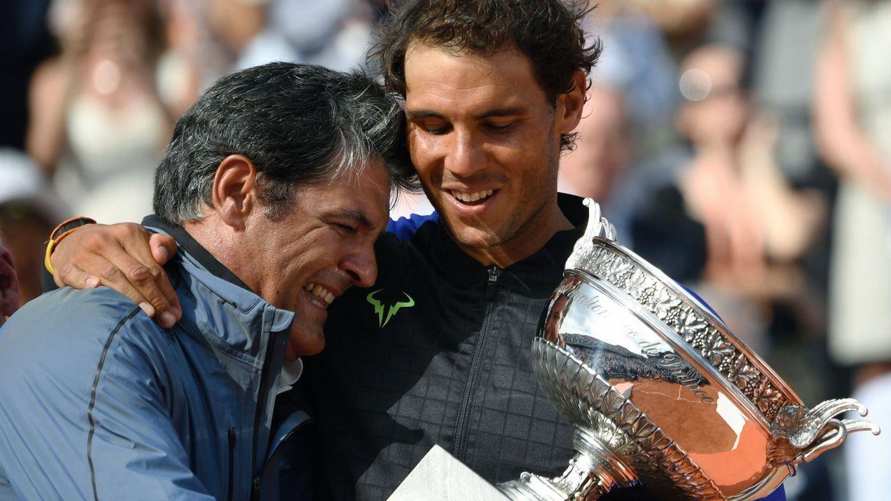 El décimo Roland Garros fue ante Wawrinka en el 2017