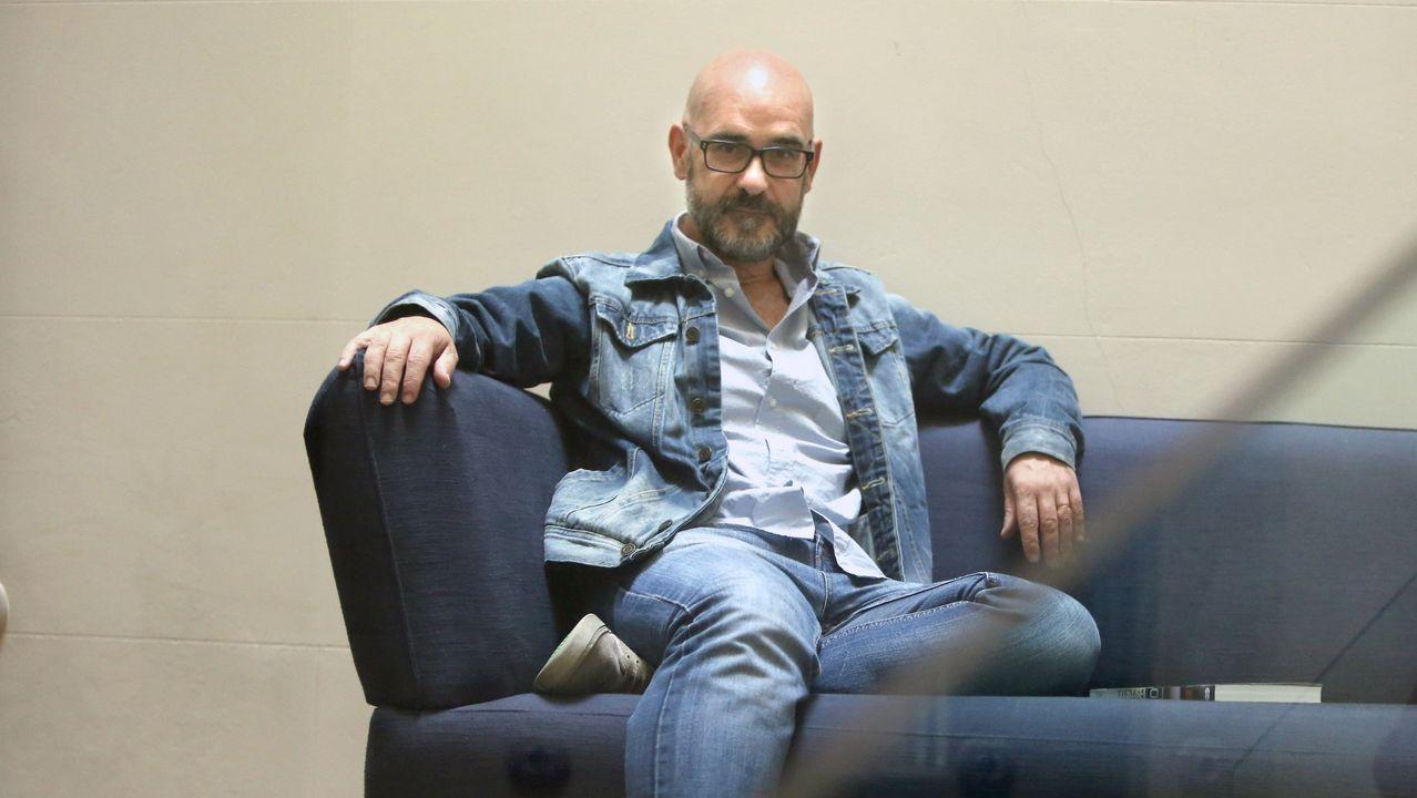 Francisco Castro publicará unha nova novela no 2020