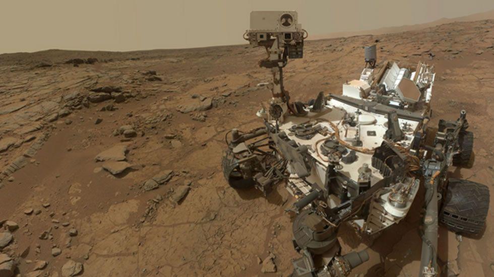 ¿Hay vida en Marte?.Titán, a lúa de Saturno compatible coa vida