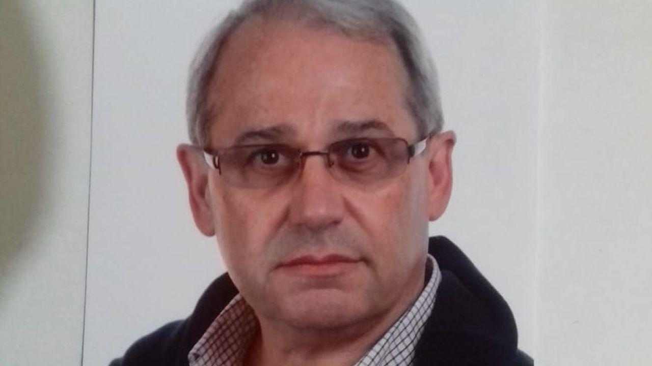 Xosé Regueira, vicepresidente y responsable de Turismo de la Diputación