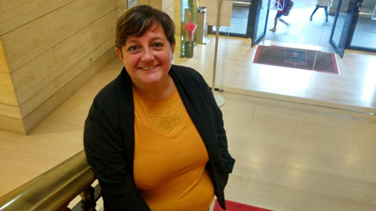 Carmen Saras, concejala de Salud Animal y de los distritos centro y oeste