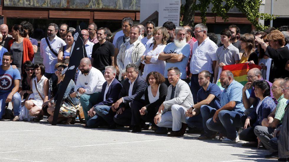 El BNG, al rescate del rural. Unos 150 de los 469 concejales del BNG celebraron ayer en Santiago su primera jornada de trabajo tras las elecciones del 24M.