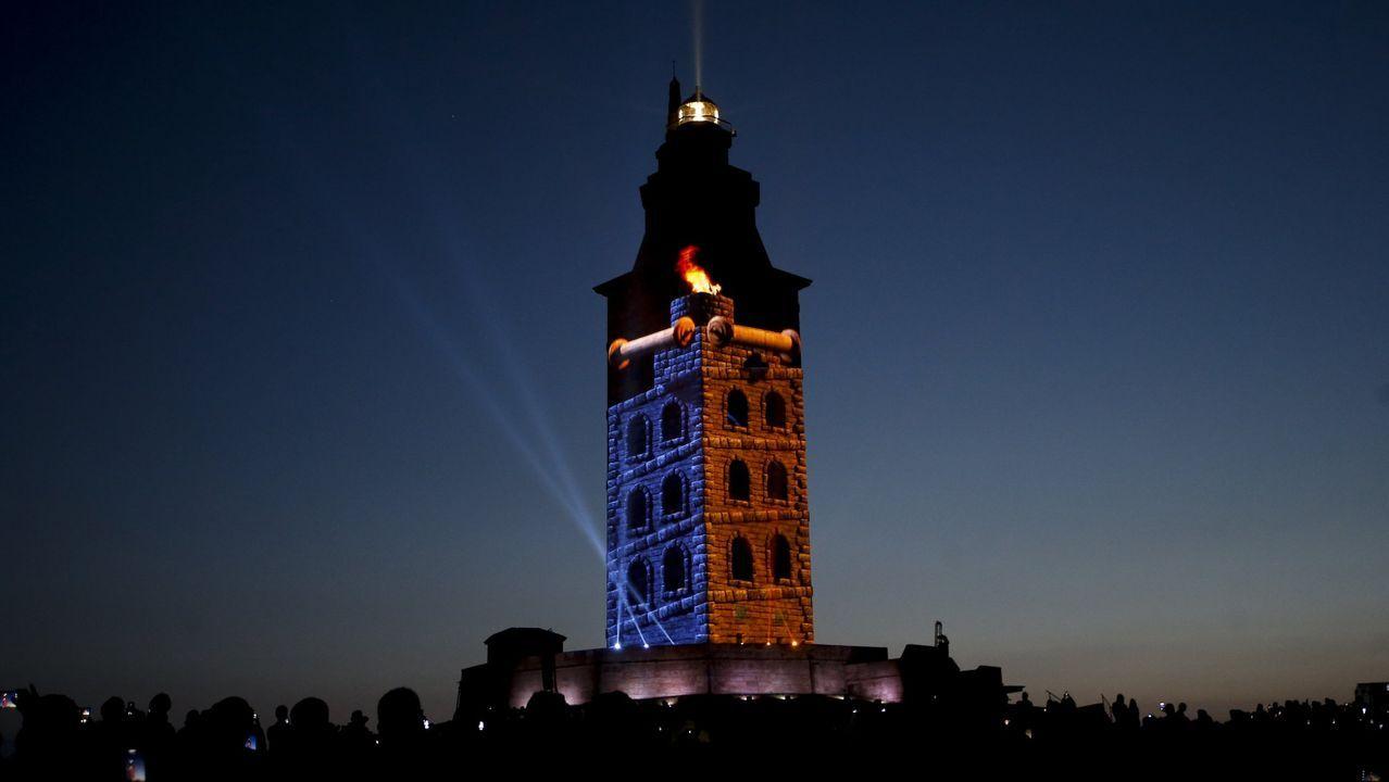 La Torre enseña su historia.