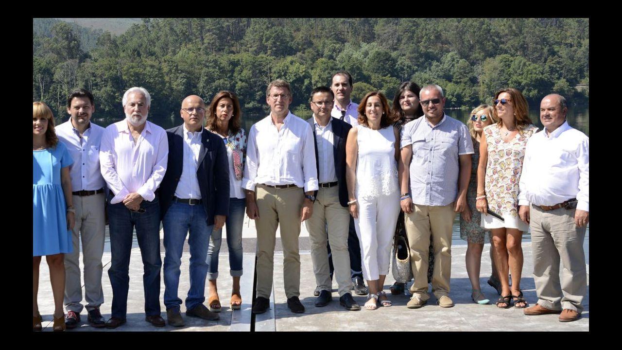 Núñez Feijoo: «Estoy trabajando para la próxima década»