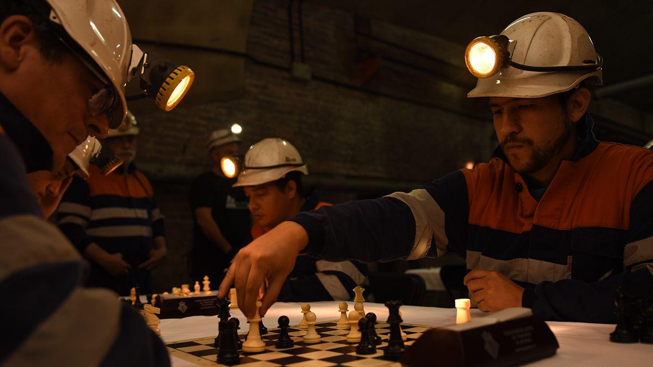 Torneo de ajedrez en el Sotón