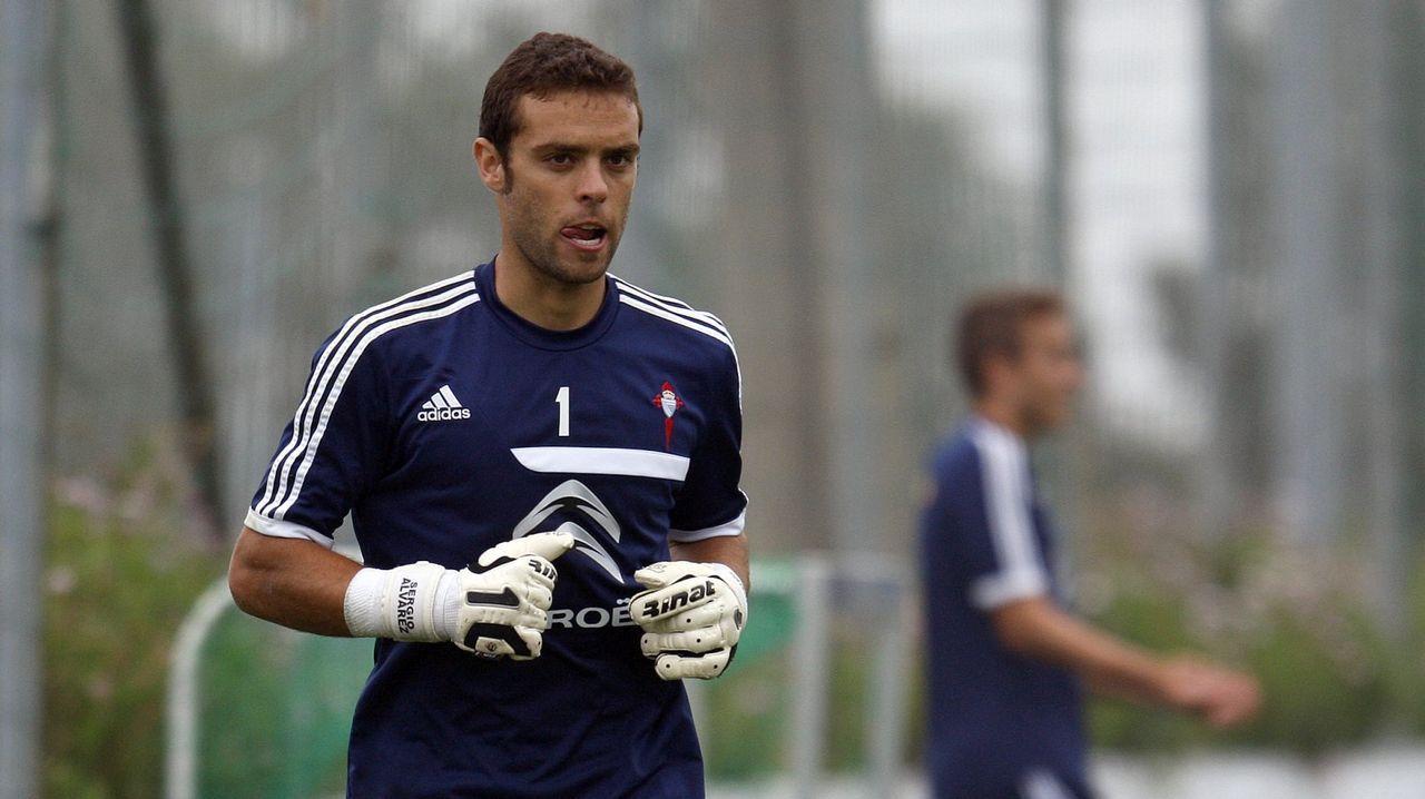 Sergio Álvarez (2010-Actualidad)