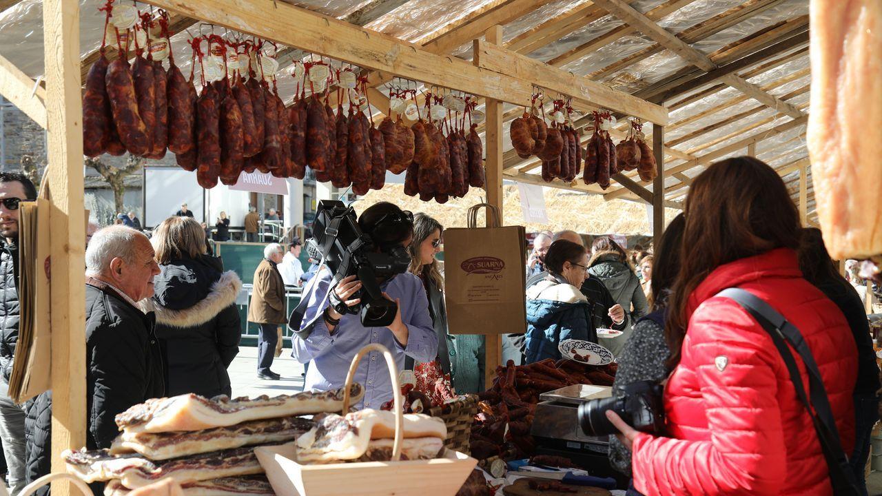 La Festa da Androlla se celebró en Navia el año pasado