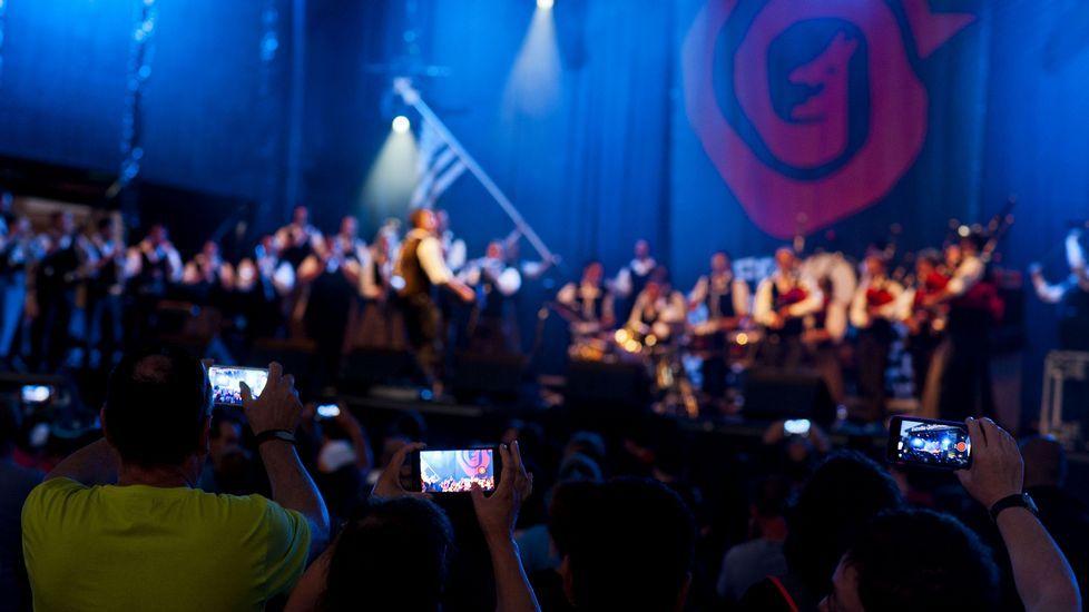 El Festival de Ortigueira, en imágenes