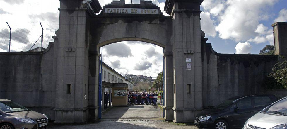 «Es una inversión histórica para Galicia».La fábrica de armas coruñesa contaba con una plantilla de 172 trabajadores cuando la cerró General Dynamics.
