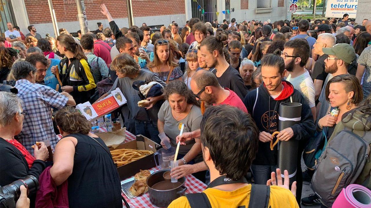 La exalcaldesa de Madrid Manuela Carmena ha descartado este jueves presentarse a las generales del próximo 10 de noviembre