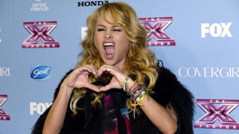 El nuevo videoclip de Paulina Rubio: «Desire me tienes loquita».El argumento será una cena en casa de Los Javis