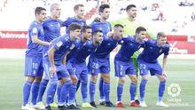 Alineación del Real Oviedo en Albacete