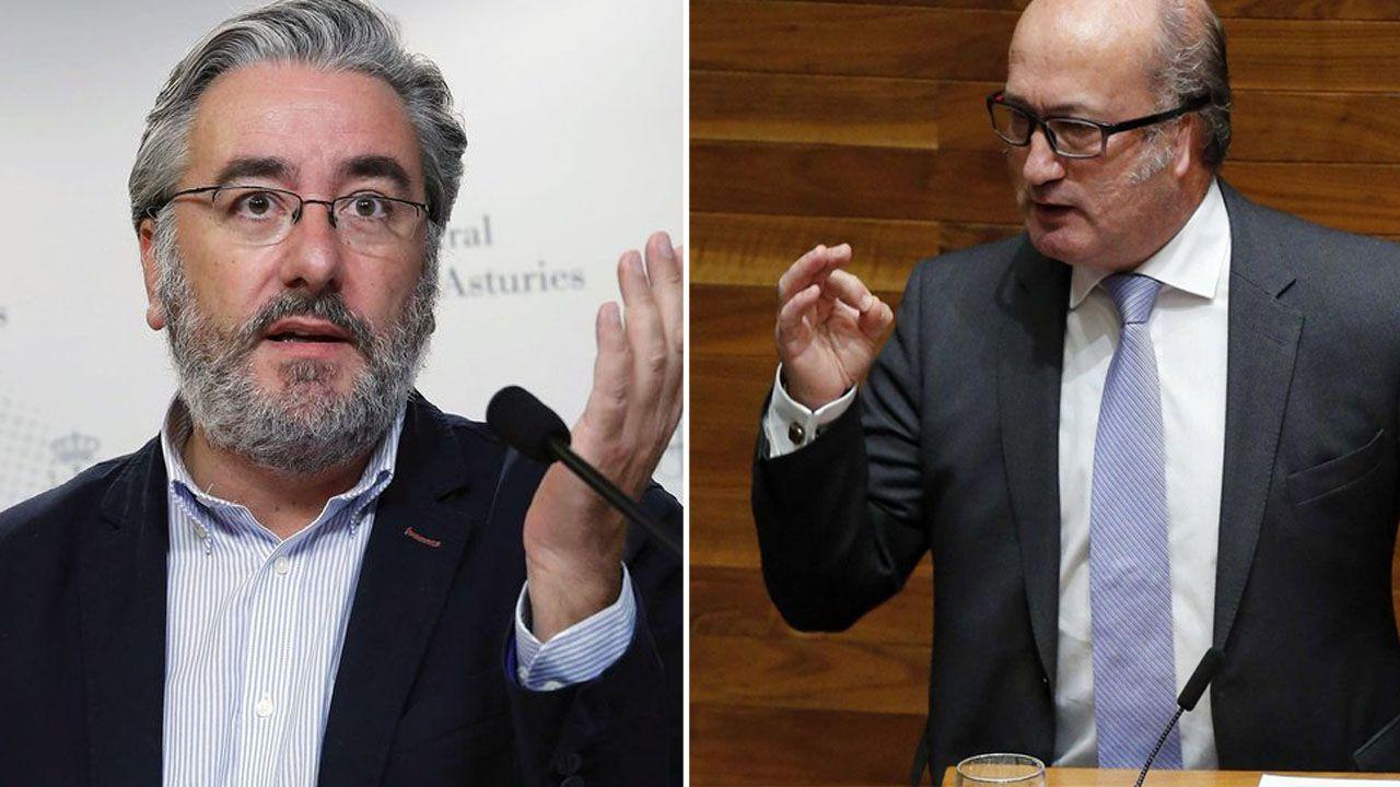 Pablo González y Luis Venta