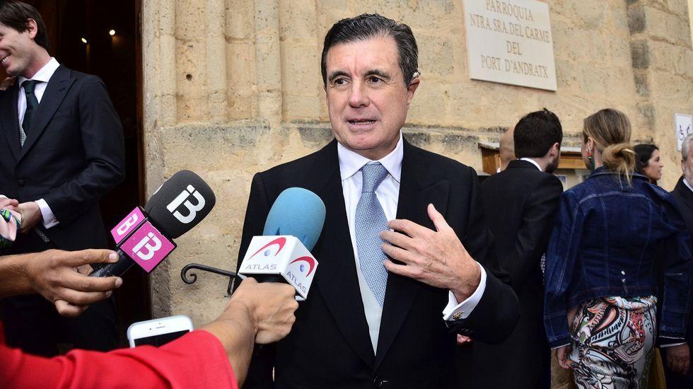 La abogada de Manos Limpias, López Negrete.