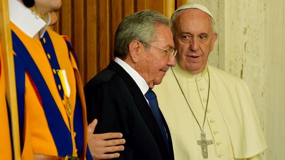 El papel del Vaticano fue clave para el acercamiento entre Cuba y Estados Unidos.