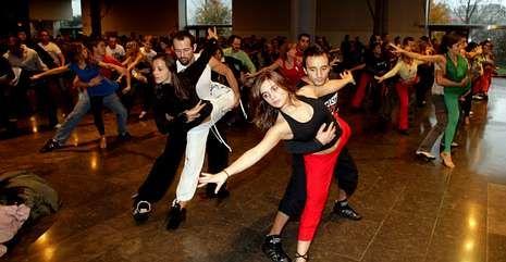Los congresos de salsa fueron una de las actividades más numerosas en los últimos años.